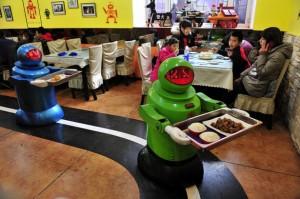 Camarero-Robot-