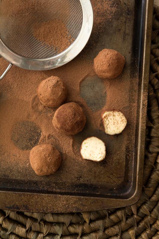 Trufas de chocolate blanco y ginebra-6751