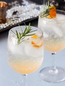Mandarina Gin Fizz1