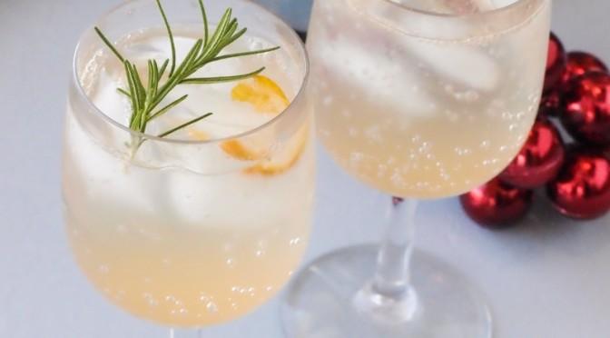 Mandarina Gin Fizz